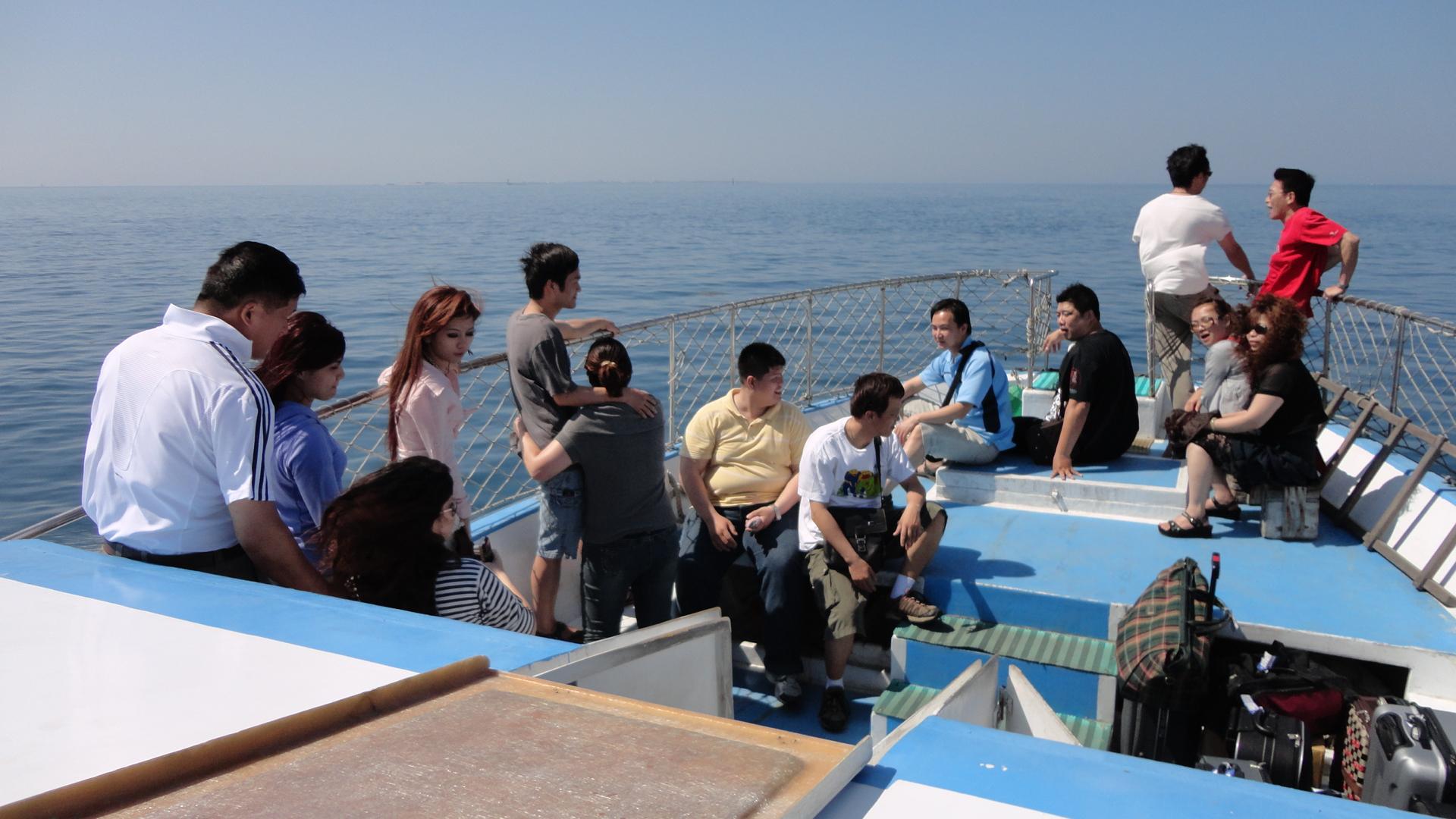 碧海藍天-澎湖之旅